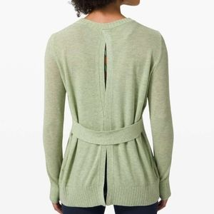 Lululemon Sincerely Yours sweater